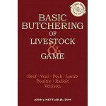 Book - Basic Butchering of Livestock and Game