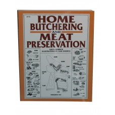 Book - Home Butchering and Meat Preservation