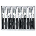 Victorinox 12 Piece Steak Knife and Fork Set