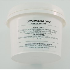 OFH Corning Cure (Korn-it) - 750 gm
