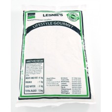 Lesnie's Mint, Herb and Rosemary Sausage Meal - 1 kg